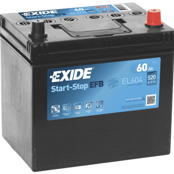 EFB (Enhanced Flooded Battery)