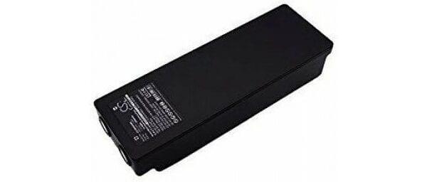 Kran Batterier